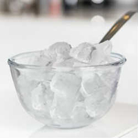 Cocktail Ice Basics: Cracked Ice