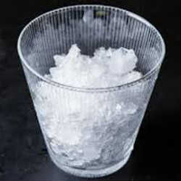 Cocktail Ice Basics: Crushed Ice