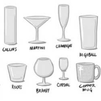Critical Home Bar Supplies: Glassware