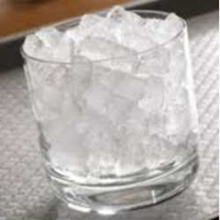 Cocktail Ice Basics: Pebble Ice